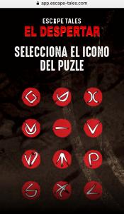 App Juego de Mesa Escape Tales El Despertar Otra Partida 1.0