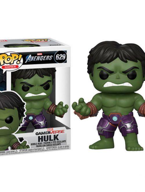 F004. Funko POP Hulk 629_1