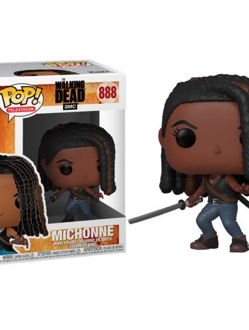 F013. Funko POP Michonne 888_1