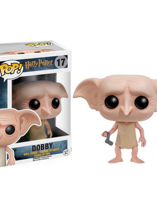 F017. Funko POP Dobby 17_1