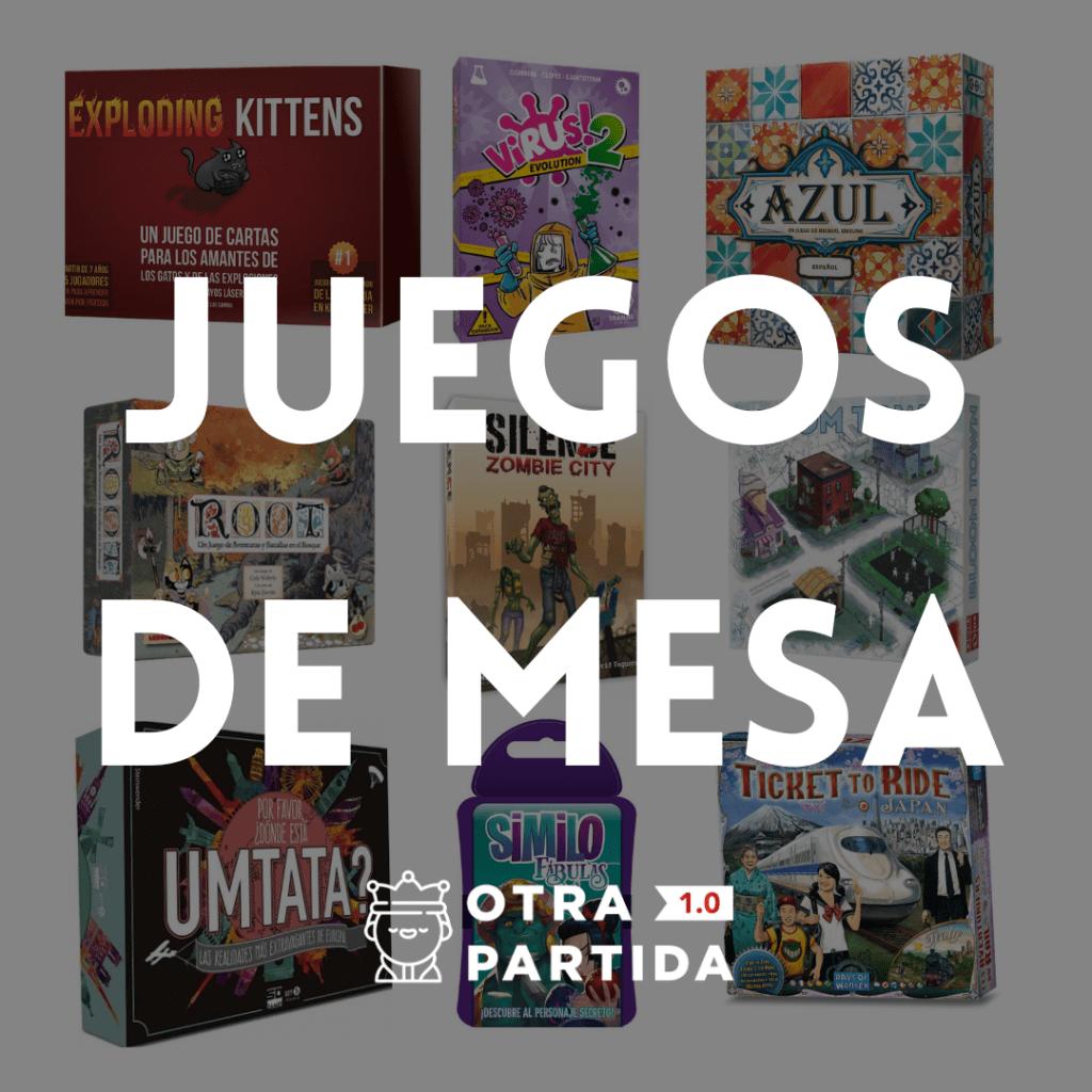 TIENDA JUEGOS DE MESA OTRA PARTIDA 1.0